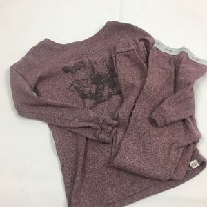 (6-006) Baby Gap 5 Pajamas
